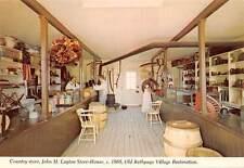 USA Old Bethpage Village Restoration, Country Store John M. Layton Store House