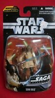 STAR WARS SAGA COLLECTION SORA BULQ ACTION FIGURE HASBRO 2006