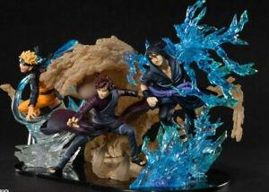 FIGUARTSZERO Sasuke Uchiha -Shippuden- Kizuna Relation Action Figure NEW