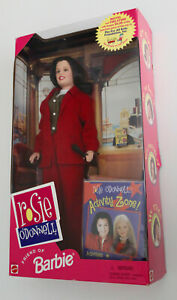 """ROSIE O'Donnell 12"""" DOLL By Mattel No.22016 Friend Of Barbie 1999 NEW In Box"""