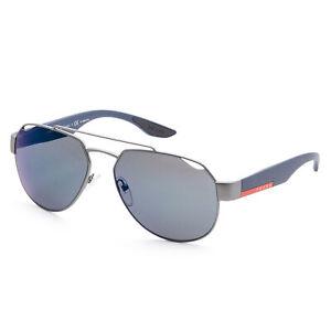 Prada Men's PS57US DG138759 59mm Blue Lens Sunglasses