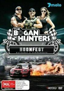 The Bogan Hunters - Hoonfest Bathurst Summernats (DVD, 2015) Brand new sealed!