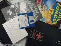 Complete Commodore Amiga Fire and & Forget 2 II Video Game Computer System