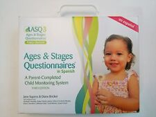 Ages & Stages Questionnaires in Spanish: A Parent-Completed Child Monitoring Sys