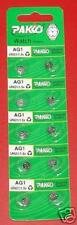 164 531 Sr621sw 364 Ag1 Sr60 sb-ag Lr621 Baterías
