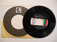 WARNER MACK Love Is Where The Heart Is / Love Hungry DECCA RECORDS  NEW 45
