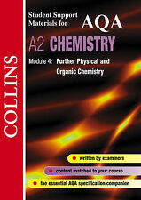 Collins Student Support Materials - AQA Chemistry: Further Physical and Organic