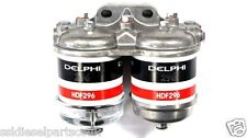 "Double Filter Assembly DFA03 Imperial 1/2""-20 UNF,Delphi 296 Filters"