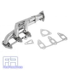 Manzo 3-1 Stainless Steel Header Manifold RX8 RX-8 SE3P 04-11 RENESIS 13B-MSP