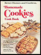 Homemade Cookies Better Homes And Gardens Cook Book Brownies Chips Icing