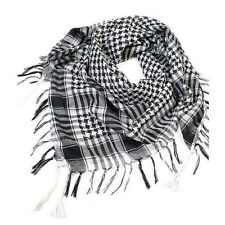 Army Military Tactical Arab Shemagh KeffIyeh Voile Wrap Stole Scarf Neck Warm