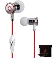 Original Monster iBeats Beats by Dr Dre In-Ear Casque Écouteurs Blanc Nouveau