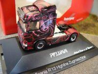 1/87 Herpa Scania R HL The Black Hole / Pflumm 110808