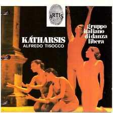 ALFREDO TISOCCO Katharsis CD Italian Prog/Jazz/Avant – ex-Opus Avantra, on Artis