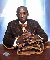 Michael Kenneth Williams Boardwalk Empire Authentic Signed 8X10 Photo BAS B51443