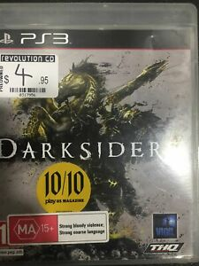 DARKSIDERS - Playstation 3 - Preowned