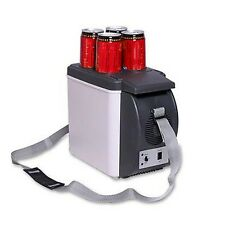 Hot 12V 6L Auto Car Fridge Cool Box Refrigerator Electric Cooler Warmer Travel