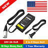 24V 2A Scooter Battery Charger For Rascal 355 Fold & Go Golden BuzzAround Lite