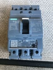 New Siemens 3Va51504Ec310Aa0 3 Pole 480V 50 Amp Molded Case Circuit Breaker