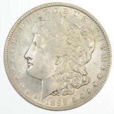 1899 US Morgan Silver One Dollar $1 XF Coin