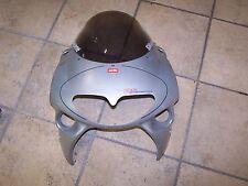 Aprilia RS 125 GS Hauptverkleidung + Scheibe / fairing cover front   D