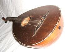 old vintage german lute guitar gitarrenlaute laute guitarra antico vecchio