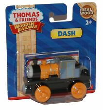 DASH Thomas Tank Engine Wooden Railway Train  NEW IN BOX