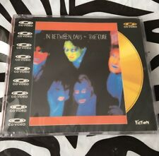 The Cure - In Between Days Rare 1988 Sealed Video CD Single