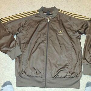 Adidas jacket xl vintage