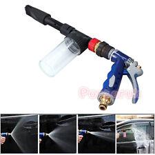 Adjustable Snow Foam Water Spray Gun Car Washer Bottle Pressure Car Wash Gun Jet