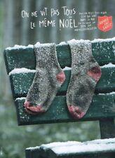A- Publicité Advertising 2016 Armée du Salut