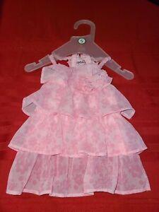 Lulu pink DOG OR CAT SHEER PINK RUFFLED DRESS ♡ SIZE SMALL ♡ SO CUTE