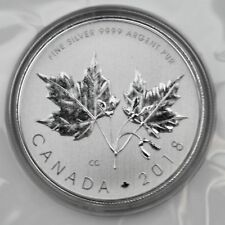 Canada 2018 $10 The Maple Leaf - 99.99% Pure Silver Specimen Coin