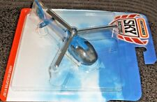 2019 Matchbox Skybusters Blue Airbus Helicopter H130 Diecast 4+ Thailand