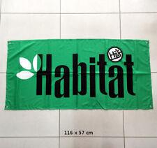 """Habitat Skateboards Kelly Green 45"""" RARE NEW Banner"""