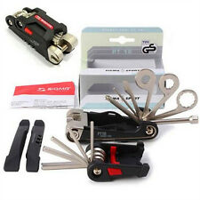 16 in1 Cycling Bike Wrenches Bicylce Mini Pocket Repair Cut Chain Tool-PT16