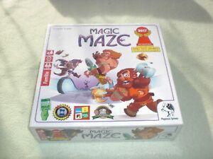 Neu OVP - Magic Maze - Pegasus Spiele - Spiel des Jahres 2017 nominiert - cool