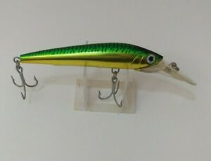 "Yo-Zuri Hydro Magnum Sinking Green Mackerel 7"" Fishing Lure"