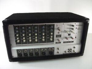Phonic Power Pod 615 Powered Mixer Amplifier
