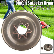 AU CHAINSAW Clutch Sprocket Drum 578097901 For Husqvarna 340 345 350 445 450