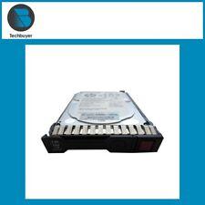 652749-B21 HP 1TB SAS 7.2K 6G SFF 2.5-in Midline HDD 605832-002 Pulled *