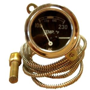 TEMPERATURE GAUGE FOR FORDSON MAJOR TRACTORS