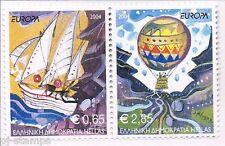 Griekenland  2004 2224a-2225a Europa CEPT