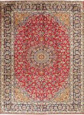 New listing 10'x13' Traditional Oriental Floral Najafabad Handmade Area Rug Medallion Carpet
