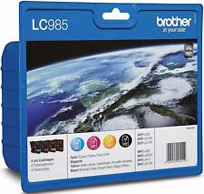 Genuine Brother MFC-J220 MFC-J265W MFC-J410 MFC-415W Ink Cartridges Multipack