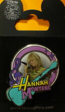 WDW Walt Disney World PIN 2009 Hannah Montana Photo Disney Channel Logo #69290