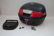 Universal Kappa K35 Monolock Topcase Top Box Case Gepäckkoffer 35L