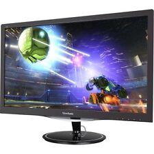 ViewSonic Monitor 23.6 LED Gaming Vx2457-mhd 1920 X1080 Full HD Tempo of an