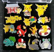 Pokemon Pin Badge Collection
