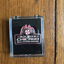 2003 Chicago White Sox CWS All Star Game Press Pin
